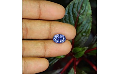 Pastel Blue Sapphire - 6.48 carats