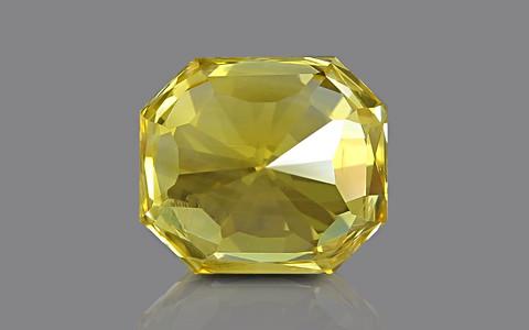 Yellow Sapphire - 7.22 carats