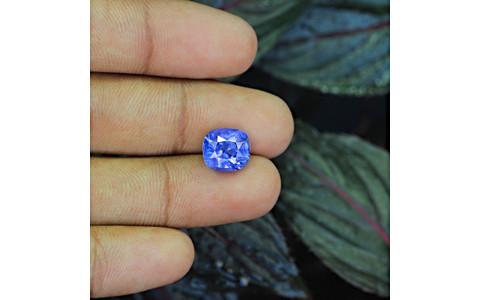 Cornflower Blue Sapphire - 10.39 carats