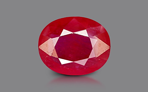 Ruby - 3.42 carats
