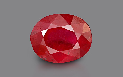Ruby - 4.36 carats