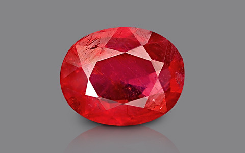 Ruby - 3.05 carats