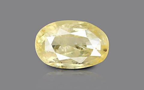 Yellow Sapphire - 3.92 carats