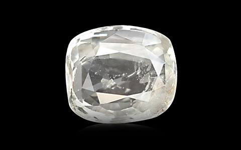 White Sapphire - 4.35 carats