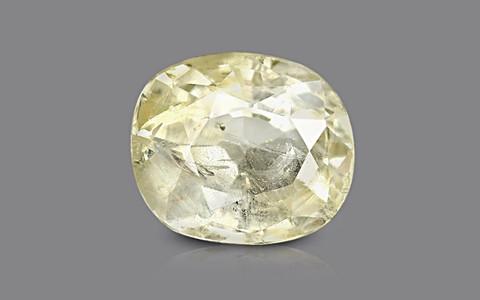 Yellow Sapphire - 4.14 carats