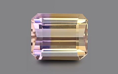 Ametrine - 6.34 carats