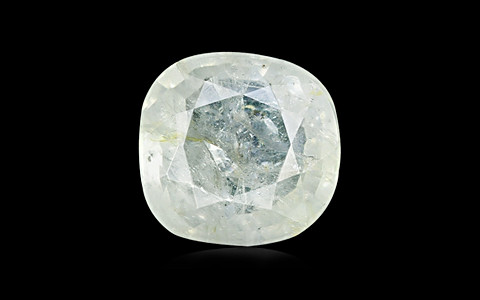 White Sapphire - 5.32 carats