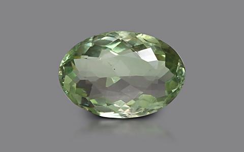 Green Amethyst (Prasiolite) - 5.67 carats