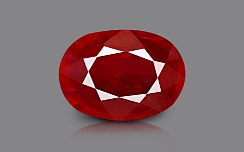 Ruby - 5.67 carats