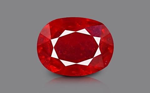 Ruby - 5.73 carats