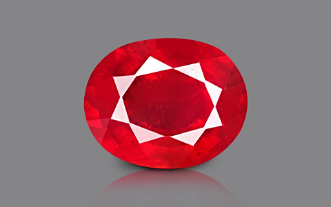 Ruby - 3.55 carats