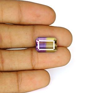 Ametrine - 7.68 carats