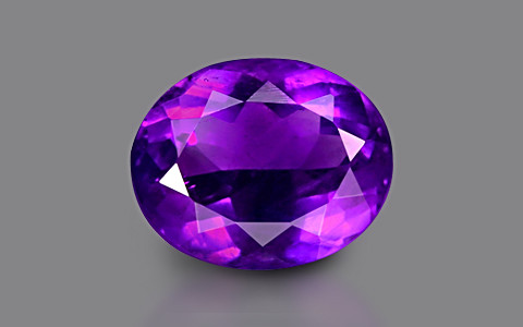 Amethyst - 4.61 carats