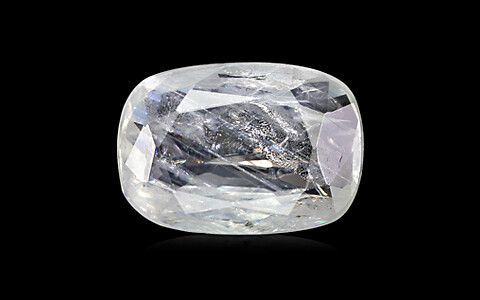 White Sapphire - 4.87 carats