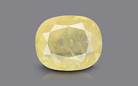 Yellow Sapphire - 7.68 carats