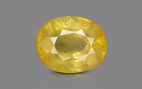Yellow Sapphire - 3.80 carats