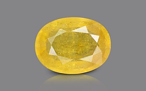 Yellow Sapphire - 3.47 carats