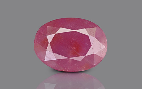 Ruby - 4.66 carats