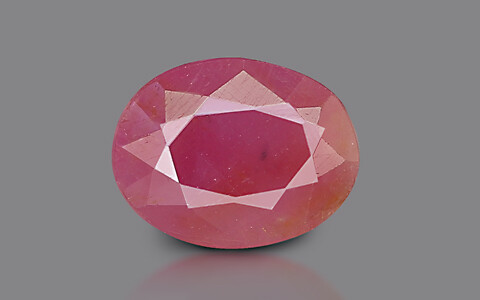 Ruby - 3.99 carats