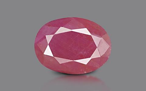 Ruby - 6.77 carats