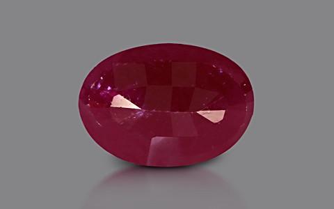 Ruby - 5.84 carats