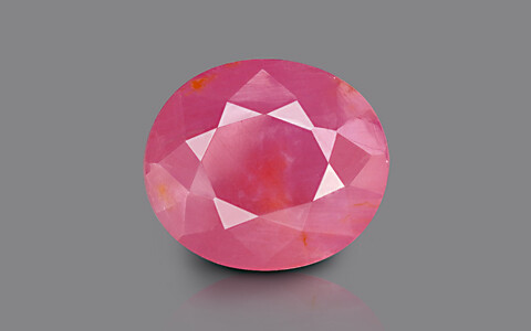 Ruby - 7.57 carats