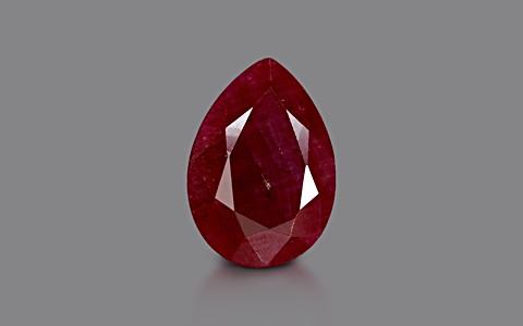 Ruby - 5.34 carats