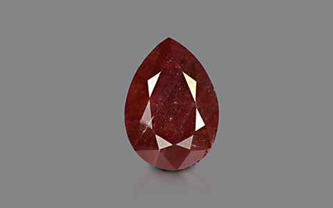 Ruby - 6.34 carats