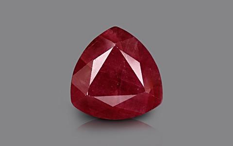 Ruby - 6.33 carats