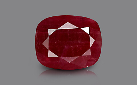 Ruby - 7.07 carats
