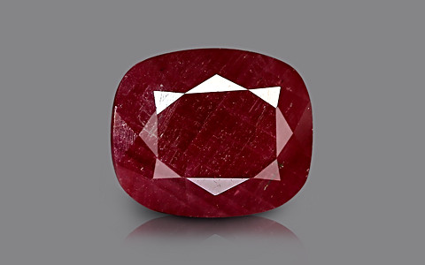 Ruby - 6.52 carats