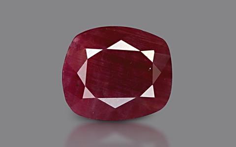 Ruby - 6.48 carats
