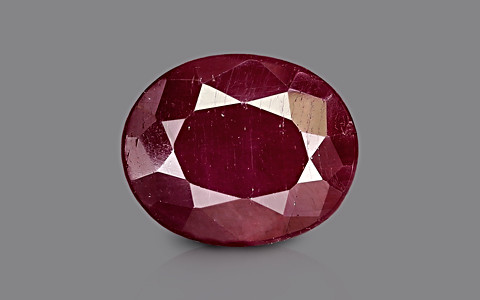 Ruby - 5.17 carats