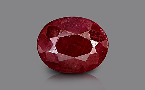 Ruby - 4.35 carats
