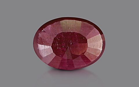 Ruby - 10.80 carats