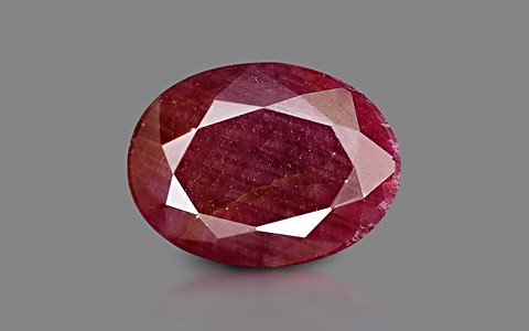 Ruby - 10.54 carats