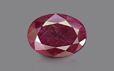 Ruby - 12.12 carats