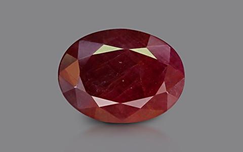 Ruby - 12.45 carats