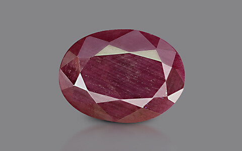 Ruby - 9.57 carats