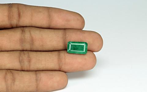 Emerald - 5.74 carats