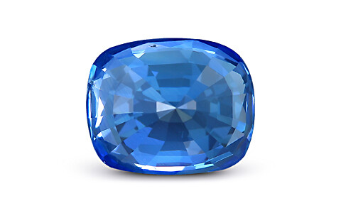 Cornflower Blue Sapphire (Heated) - 4.19 carats