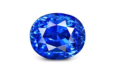 Cornflower Blue Sapphire - 5.47 carats