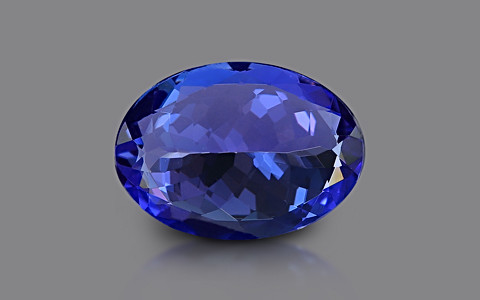 Tanzanite 14x10 - 6.17 carats (AA)