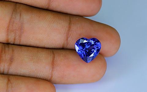 Tanzanite 12 - 6.78 carats (DELUXE)