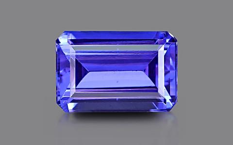Tanzanite 12x8 - 6.03 carats (DELUXE)