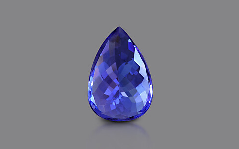 Tanzanite 14x10 - 6.93 carats (AAA)