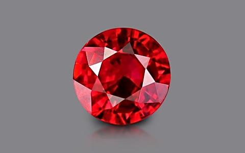 Ruby - 0.50 carats