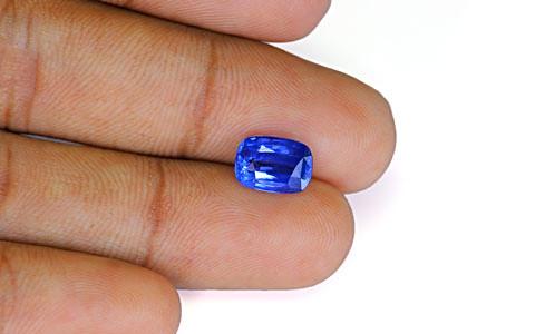 Cornflower Blue Sapphire (Heated)  - 3.71 carats