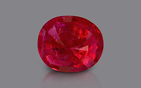 Pigeon Blood Ruby- 2.40 carats