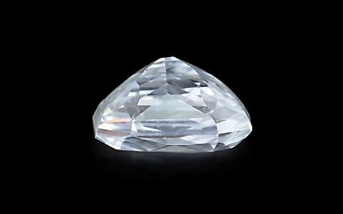 White Sapphire - 5.17 carats
